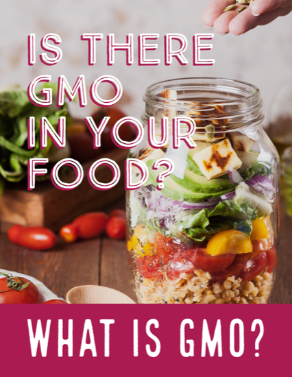 GMO In Your Food?