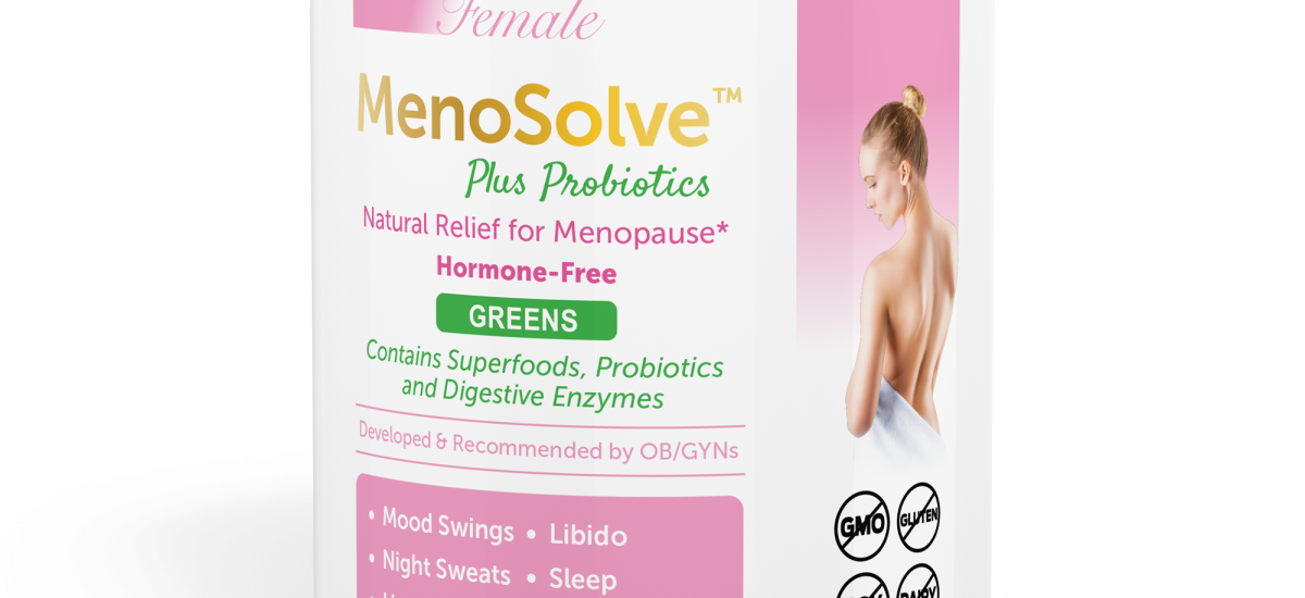 Greens First Female MenoSolve Menopause Powder