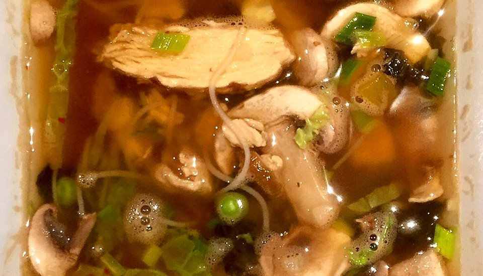 Quick Cleansing Broth